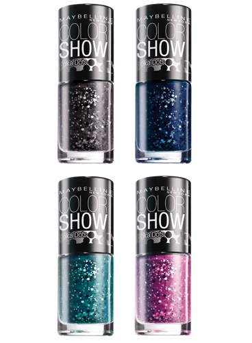 Chalk Dust, Shooting Stars, Rainforest Canopy et Speckled Pink
